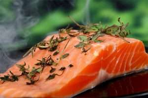 pixabay-salmon-foods-for-hearing-loss