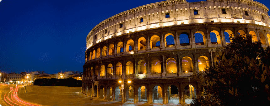 colliseum - rome - italy - france - travel - spots - vacation - best - hearing - loss - aids