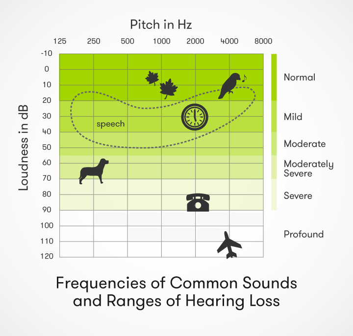 Signs and Types of Hearing Loss | Audicus
