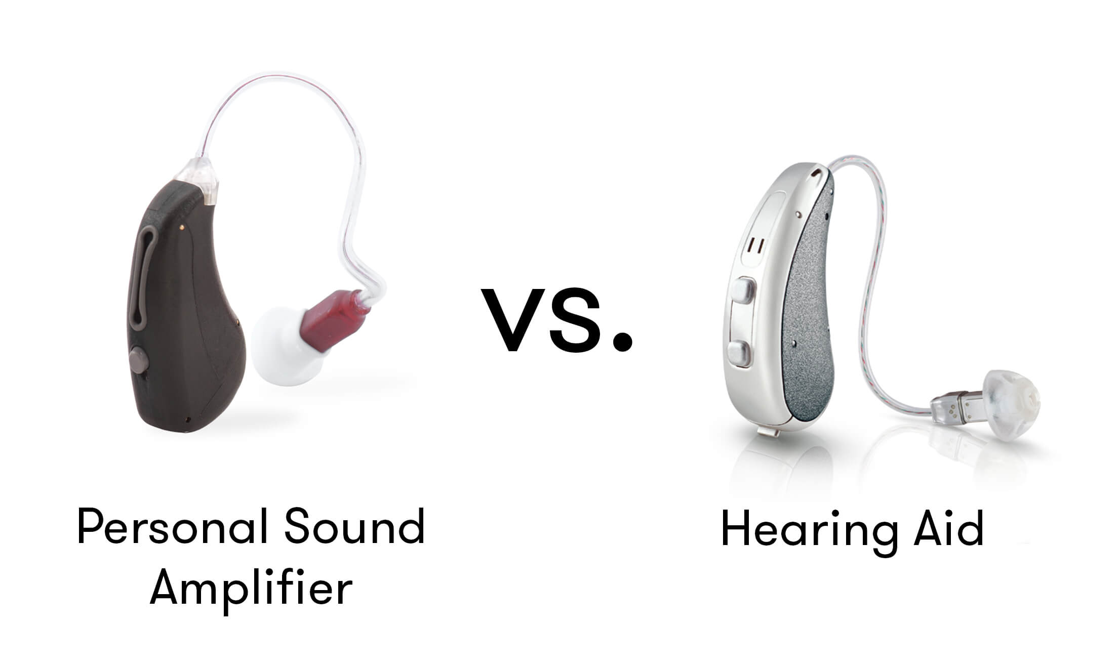 What's the difference between a psa and a hearing aid