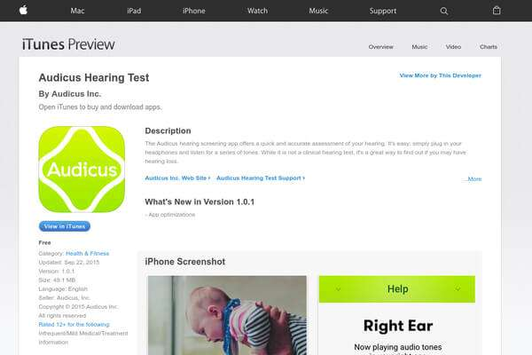 Smartphone Apps for Healthy Hearing | Audicus