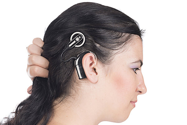Hearing aid implant