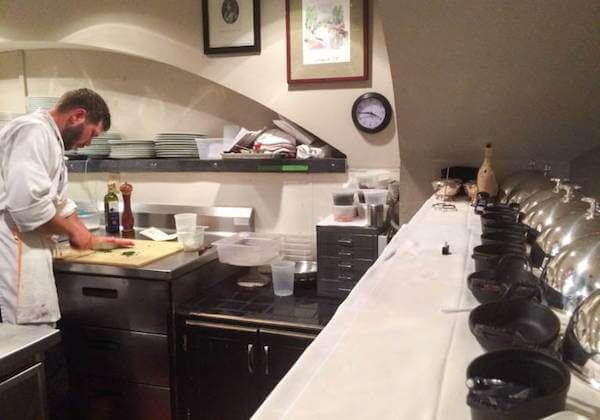 deaf chef  spotlight on david uzzell