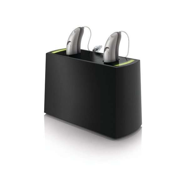 hearing aids charging dock