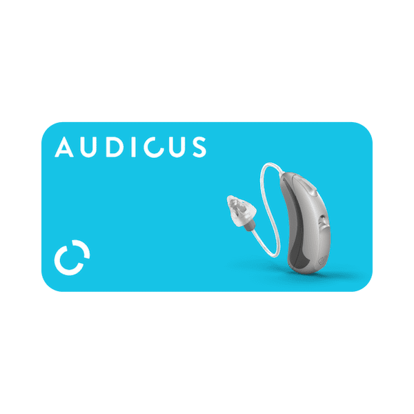 Audicus gift card-0
