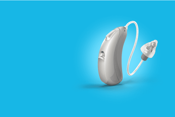 Meet the new Audicus Clara hearing aid