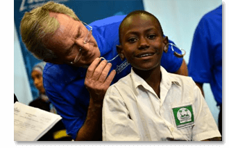 george - bush - hearing  - loss - advocate - audicus