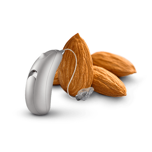 Audicus Clara silver
