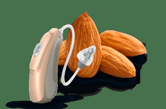 Audicus Clara beige-battery