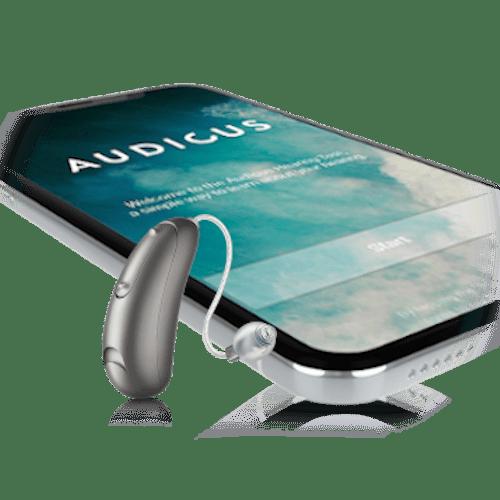 Audicus Wave grey