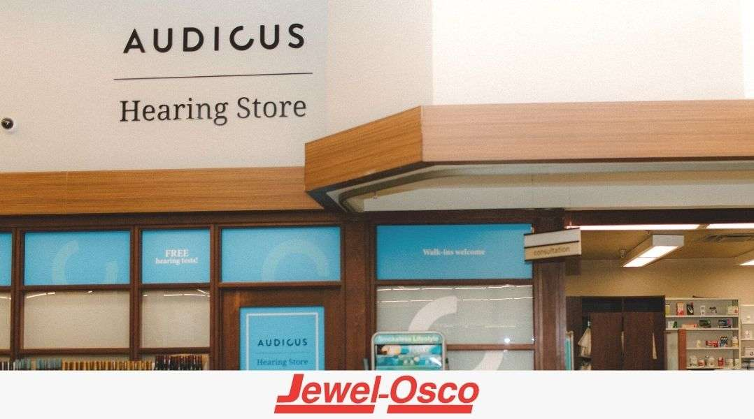 Lakeview hearing clinic jewel osco exterior